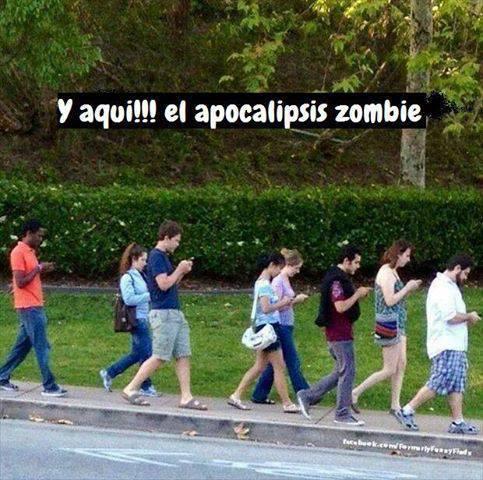 Apocalipsis zombie