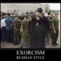 Exorcismo estilo ruso