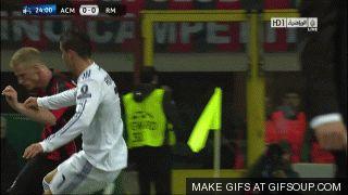 El mayor exagerado del futbol