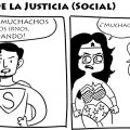 La liga de justicia social