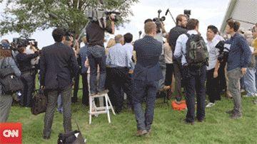 No es facil ser reportero