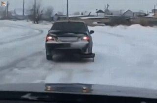 Soluciones rusas cuando se descompone un automovil
