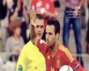 como no celebrar un gol