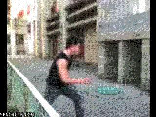 experto en parkour