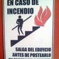 Como sobrevivir a un incendio
