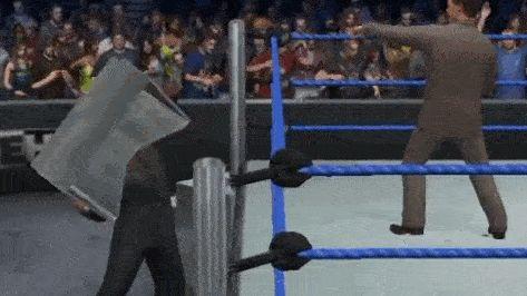 El wrestling es real