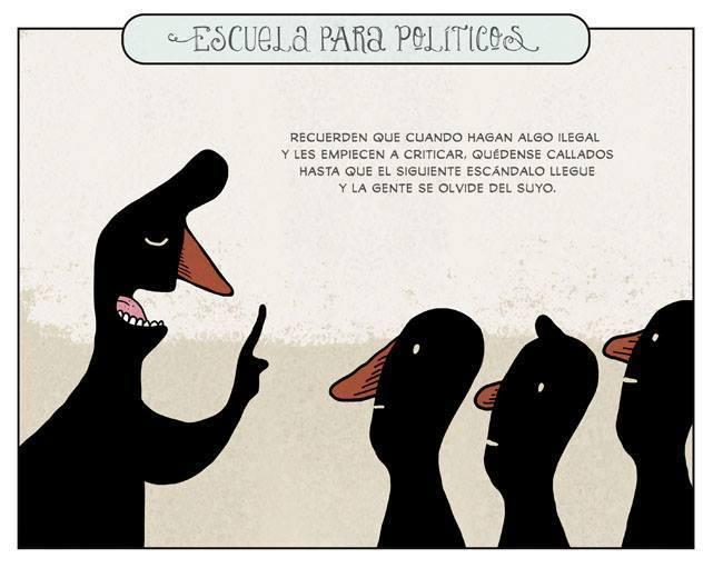 Escuela para politicos