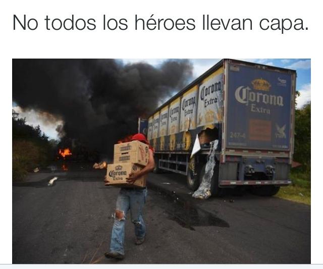 Heroes hay en todos lados