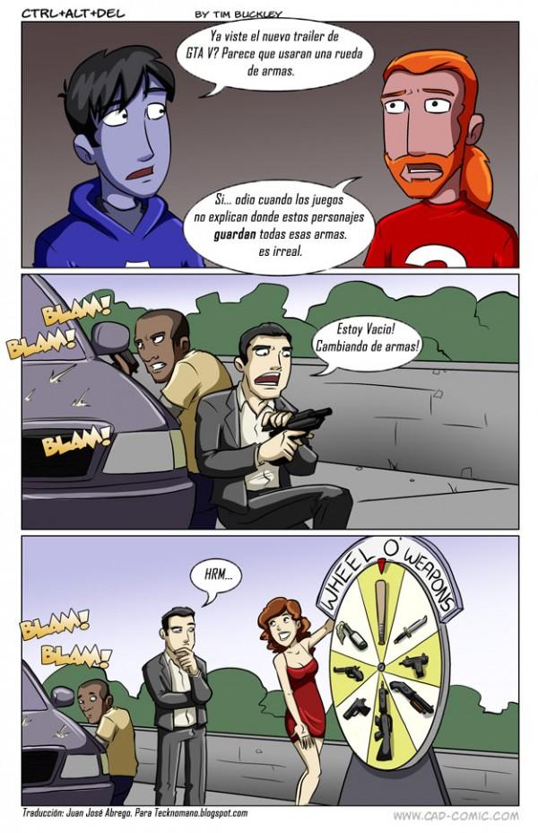 La verdad tras GTA V