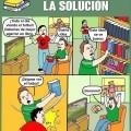 Los libros son la solucion