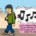 Canciones repetitivas que no puedes sacar de tu cabeza