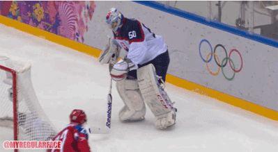 El mejor movimiento que existe en el hockey