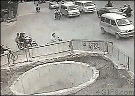 El peor conductor de la historia