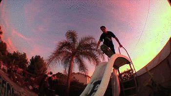 Inventando el mejor truco de Skate