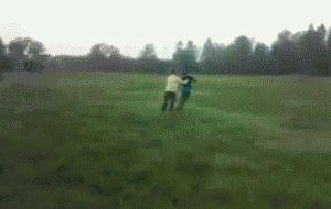 Jugando con nuestro mejor amigo