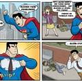 Superman el reflejo de la sociedad