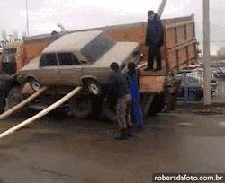 Como trasladar un auto