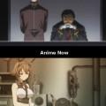 El anime de antes vs del de hoy
