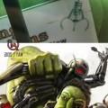 El nuevo Hulk en los Vengadores