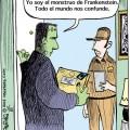 La verdadera historia de Frankenstein
