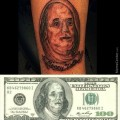 Tatuaje fallido espectacular