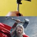Como hacer el martillo de thor
