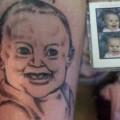 El mejor tatuaje de un bebe