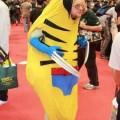 El peor cosplay de Wolverin que veras