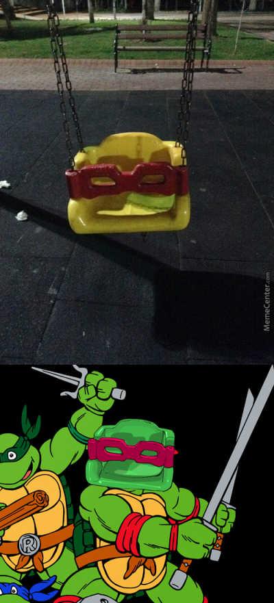 Las nuevas tortugas ninjas