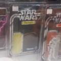 Los nuevos juguetes de Star Wars la fuerza