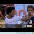 Neymar y su triste realidad