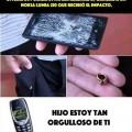 Nokia la marca mas resistente