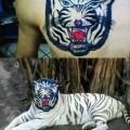 Tatuajes de tigre
