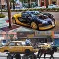 Asi son los taxis en Dubai
