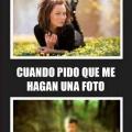 Como sacar una foto