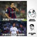 El 6 del Barcelona vs el 6 del Real Madrid