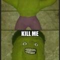 El nuevo hulk en los vengadores 3