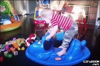 Juguetes mal pensados para niños