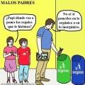 La manera correcta de reciclar