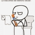 La vida antes del telefono celular