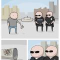 Policias en GTA V