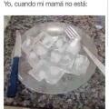 Que cocinar cuando tu madre no esta