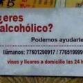Si eres alcoholico esto puede ayudarte