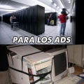 Asi son los servidores de youtube