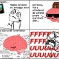 Como funciona el cerebro en un examen