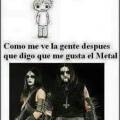 Me gusta el Metal