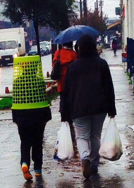 Medidas contra la lluvia