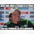 Mexico iba a Chile a ganar la Copa America