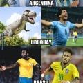 Pasado y presente de la Copa America