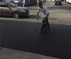 Un maestro del Skate